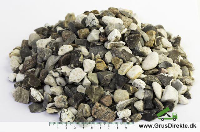 Ærtesten 8-16 mm Bigbag (1 ton)