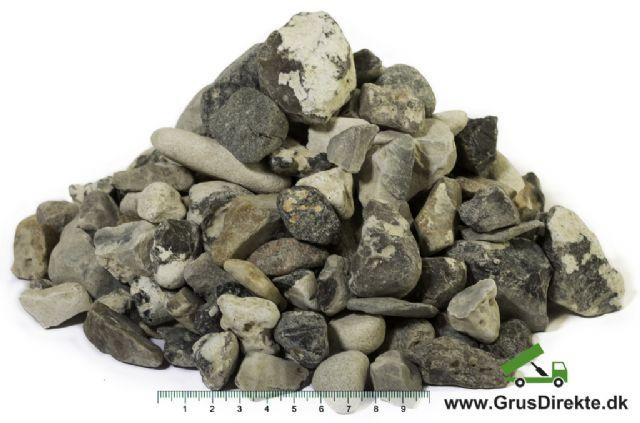 Nøddesten 16-32 mm (5 ton tiplæs)