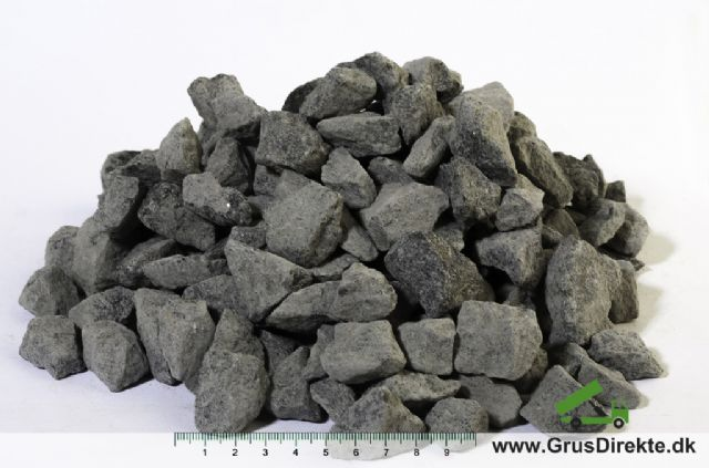 granitskærver sort silvan